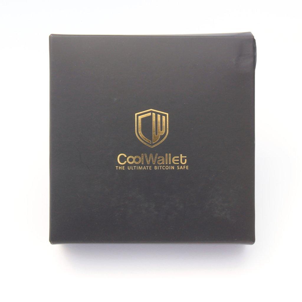 CoolWallet Cardboard