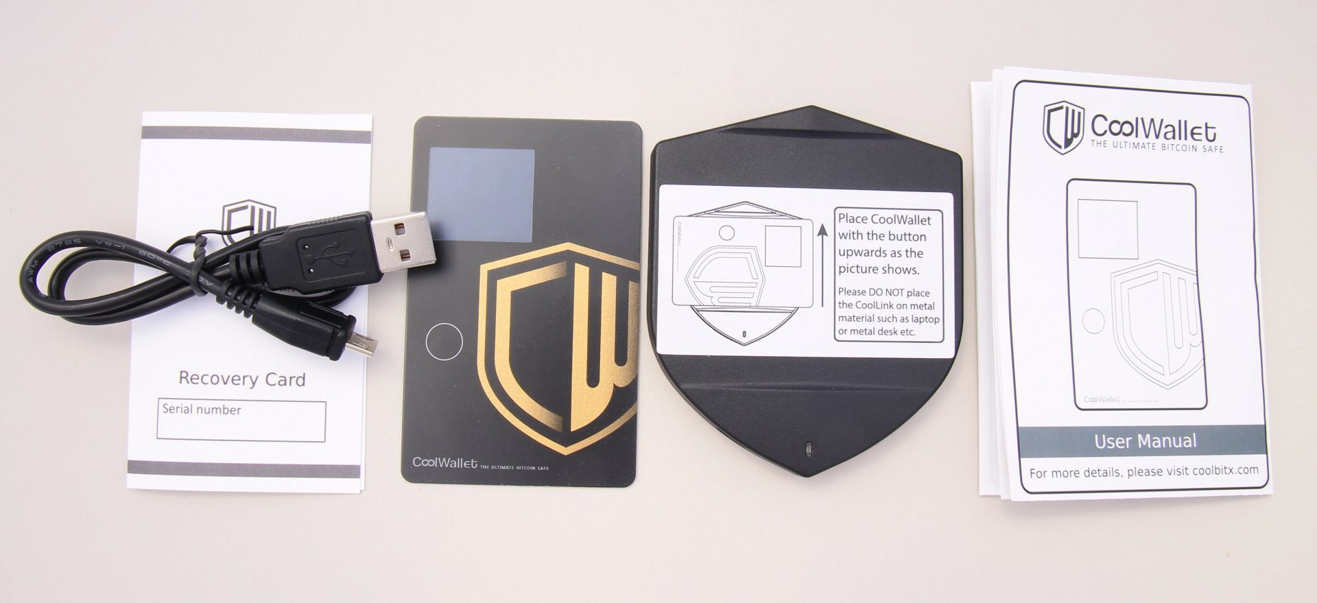CoolWallet Supply