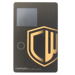 CoolWallet front view