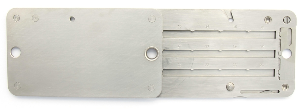Cryptosteel open back