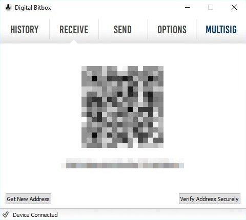Get Digital Bitbox Bitcoins