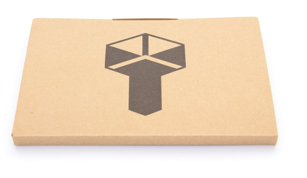 Digital Bitbox Cardboard Front