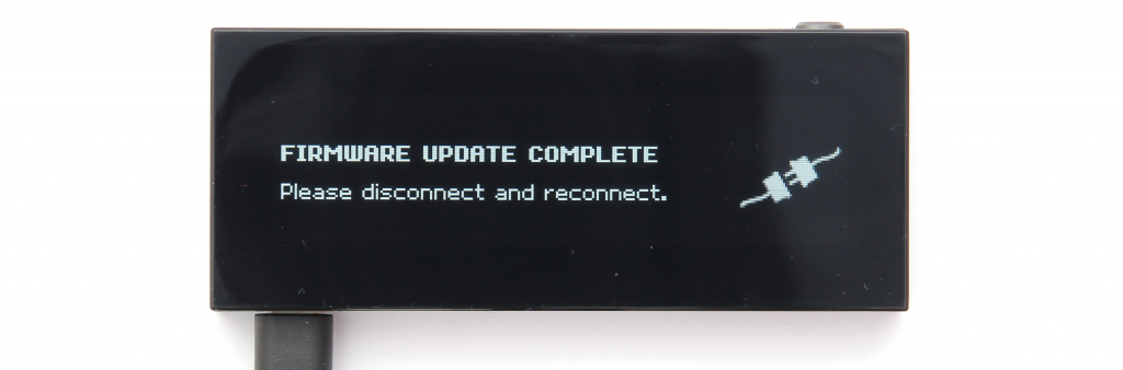 KeepKey Firmware Update Ready