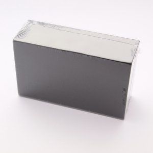 KeepKey packaging with foil