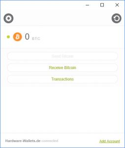 KeepKey Wallet Bitcoin