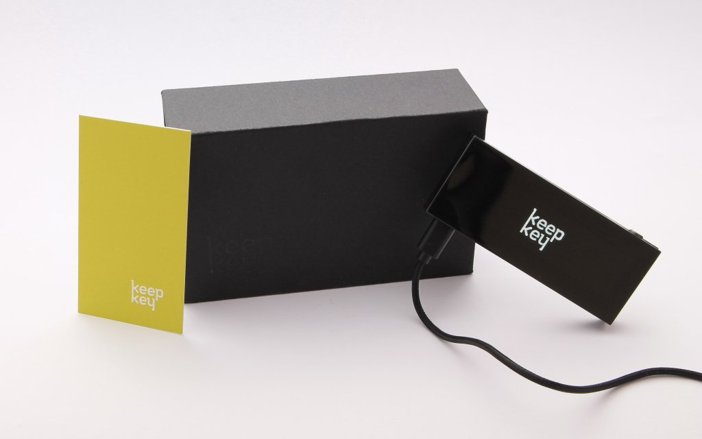 KeepKey Everything Presents