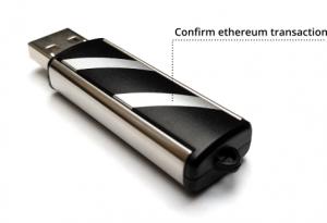 Secalot Ethereum Transaktion